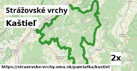 ilustračný obrázok k Kaštieľ, Strážovské vrchy