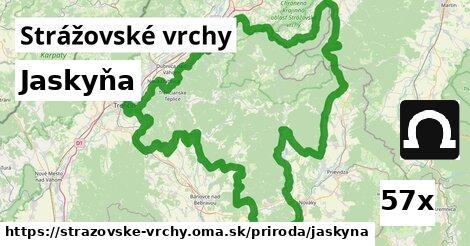 ilustračný obrázok k Jaskyňa, Strážovské vrchy