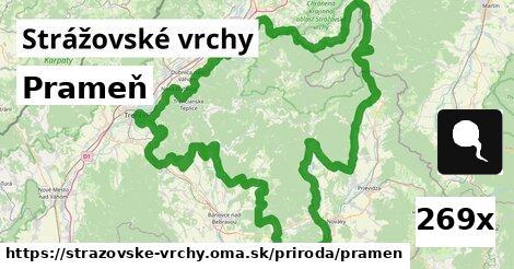 ilustračný obrázok k Prameň, Strážovské vrchy