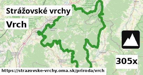 ilustračný obrázok k Vrch, Strážovské vrchy