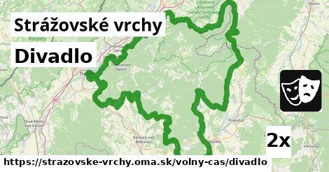 ilustračný obrázok k Divadlo, Strážovské vrchy