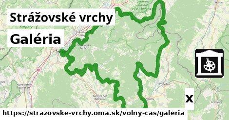 ilustračný obrázok k Galéria, Strážovské vrchy