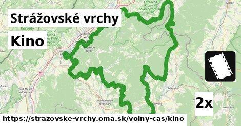 ilustračný obrázok k Kino, Strážovské vrchy