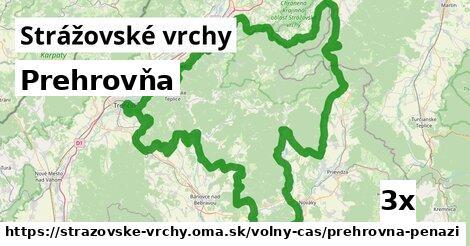 ilustračný obrázok k Prehrovňa, Strážovské vrchy