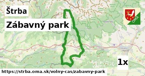 zábavný park v Štrba