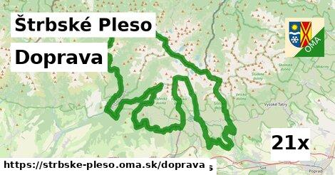 doprava v Štrbské Pleso
