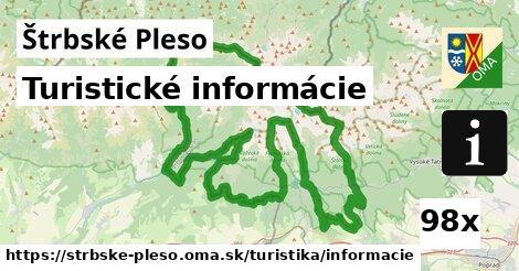 turistické informácie v Štrbské Pleso