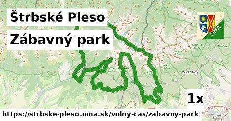 zábavný park v Štrbské Pleso