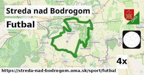 futbal v Streda nad Bodrogom