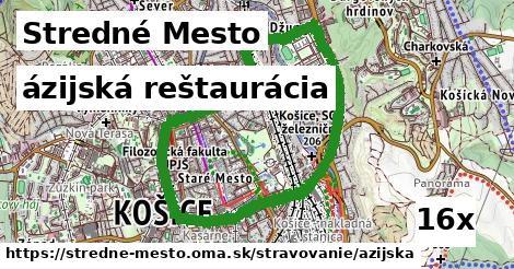 ilustračný obrázok k ázijská reštaurácia, Stredné Mesto