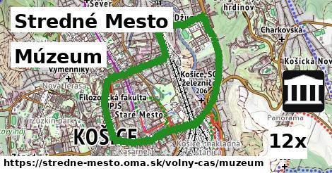 múzeum v Stredné Mesto