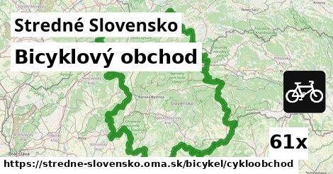 ilustračný obrázok k Bicyklový obchod, Stredné Slovensko