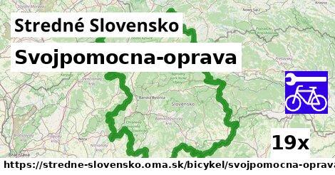 ilustračný obrázok k Svojpomocna-oprava, Stredné Slovensko