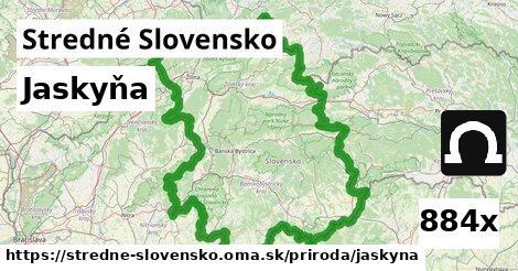 ilustračný obrázok k Jaskyňa, Stredné Slovensko