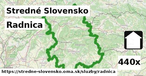 radnica v Stredné Slovensko
