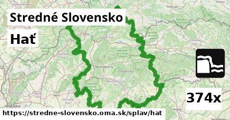 hať v Stredné Slovensko