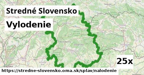 ilustračný obrázok k Vylodenie, Stredné Slovensko