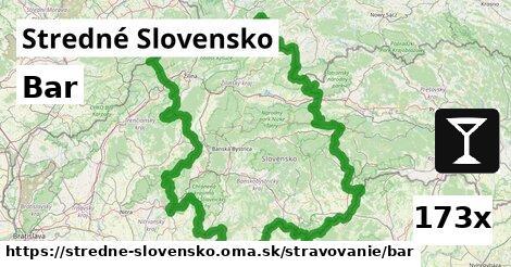 ilustračný obrázok k Bar, Stredné Slovensko