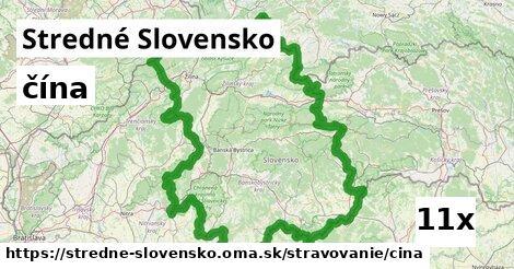 ilustračný obrázok k čína, Stredné Slovensko
