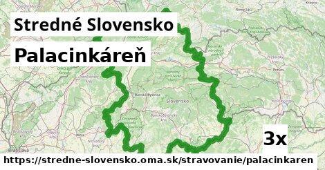 ilustračný obrázok k Palacinkáreň, Stredné Slovensko