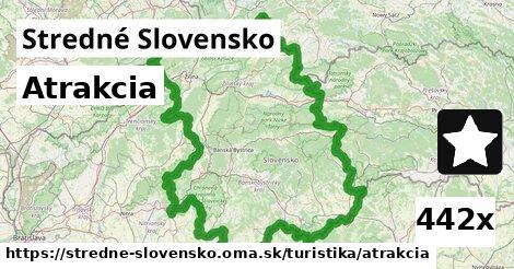 ilustračný obrázok k Atrakcia, Stredné Slovensko