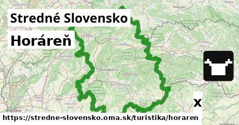 ilustračný obrázok k Horáreň, Stredné Slovensko