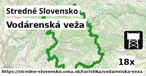 ilustračný obrázok k Vodárenská veža, Stredné Slovensko
