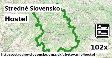 ilustračný obrázok k Hostel, Stredné Slovensko