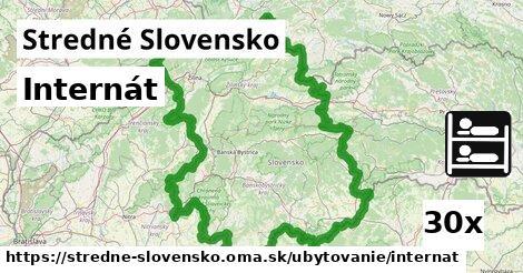 ilustračný obrázok k Internát, Stredné Slovensko