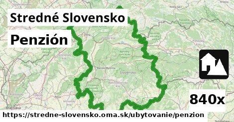 ilustračný obrázok k Penzión, Stredné Slovensko
