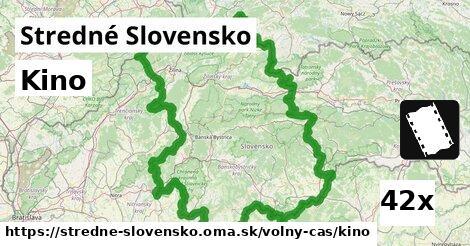 ilustračný obrázok k Kino, Stredné Slovensko