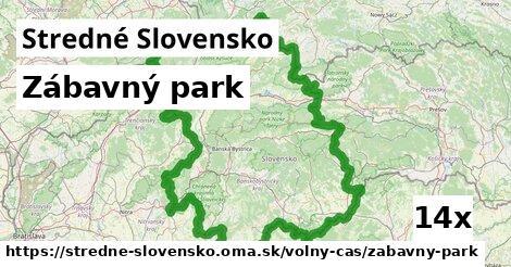 zábavný park v Stredné Slovensko