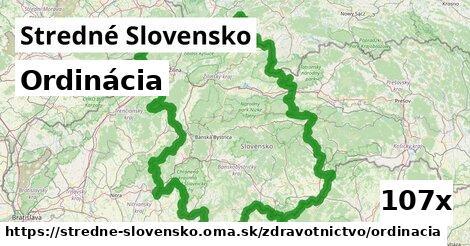 ilustračný obrázok k Ordinácia, Stredné Slovensko