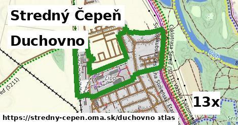 duchovno v Stredný Čepeň