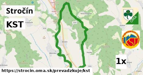 ilustračný obrázok k KST, Stročín