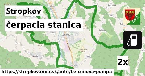 ilustračný obrázok k čerpacia stanica, Stropkov