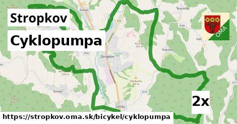 ilustračný obrázok k Cyklopumpa, Stropkov