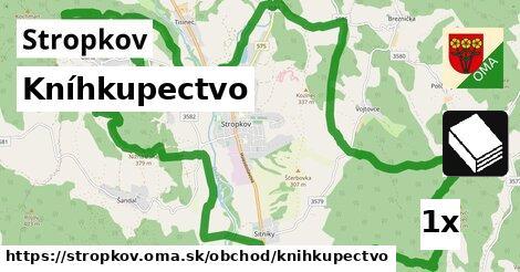 ilustračný obrázok k Kníhkupectvo, Stropkov