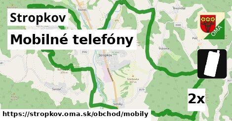 ilustračný obrázok k Mobilné telefóny, Stropkov