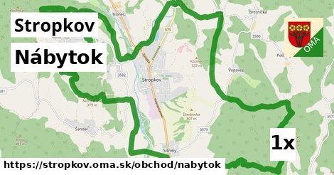 ilustračný obrázok k Nábytok, Stropkov