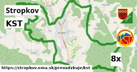 ilustračný obrázok k KST, Stropkov
