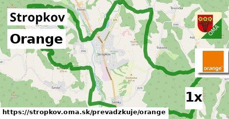 ilustračný obrázok k Orange, Stropkov