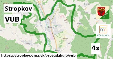 ilustračný obrázok k VÚB, Stropkov