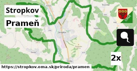 ilustračný obrázok k Prameň, Stropkov