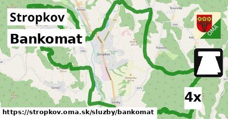 Bankomat, Stropkov
