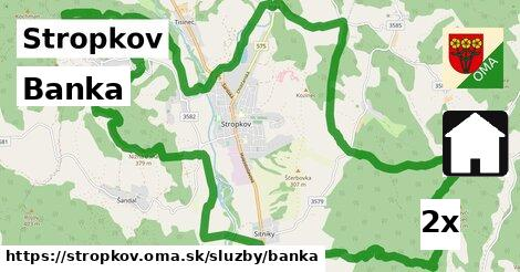 ilustračný obrázok k Banka, Stropkov