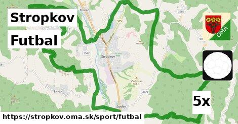 Futbal, Stropkov