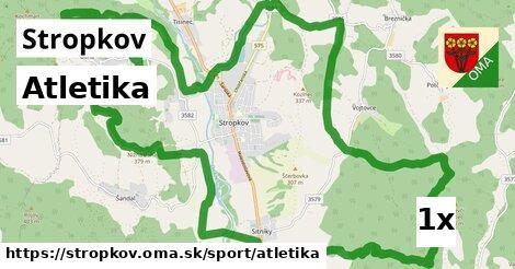 ilustračný obrázok k Atletika, Stropkov