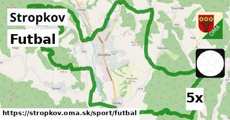 ilustračný obrázok k Futbal, Stropkov