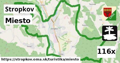 Miesto, Stropkov